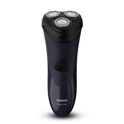 Philips 1000 series S1100/04 rasoio elettrico Rotazione Nero