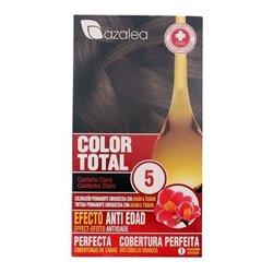 Permanent Anti-Ageing Dye Azalea Light brown