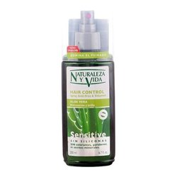 Natürliches Finish-Spray Hair Control Naturaleza y Vida