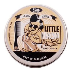 Soft Hold Hair Spray Little Macho The Macho Beard Company