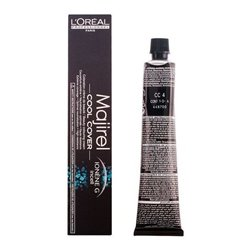Permanent Dye Majirel Cool-cover L'Oreal Expert Professionnel Châtain