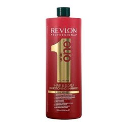 2-in-1 Shampoo and Conditioner Uniq One Revlon