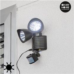 Oh My Home Solarlicht mit Bewegungssensor