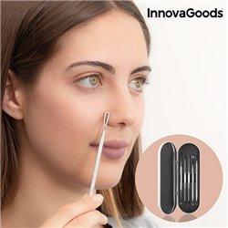 Set de Limpieza Facial de Puntos Negros InnovaGoods (6 Piezas)