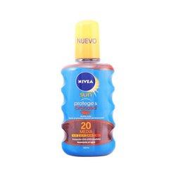 Aceite Protector Spf 20 Nivea 3557