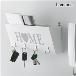 Homania Wall Organiser with Compartment