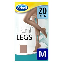 Calze a Compressione Leggera Nude Dr Scholl 20 Den - M