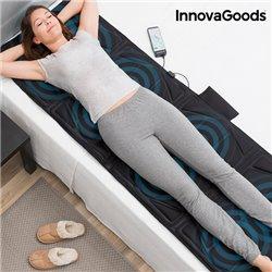 InnovaGoods 14W Black Relax Cloud Full Body Massage Mat