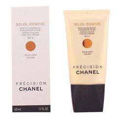 "Autobronzant Soleil Identite Chanel ""Spf 8 - Doré - 50 ml"""