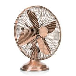 Tristar VE-5970 ventilador Ventilador con aspas para el hogar Cobre