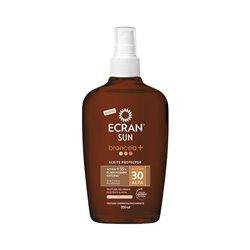 Huile protectrice Ecran SPF 30 (200 ml)