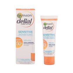 Sonnenschutzcreme für das Gesicht Sensitive Delial SPF 50+ (50 ml)