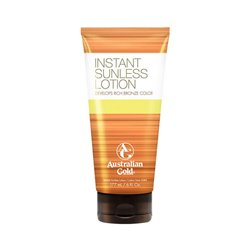 Self-Tanning Lotion Sunless Instant Australian Gold (177 ml)