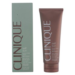 Self-Tanning [Lotion/Spray/Milk] Sun Body Tinted Light Clinique (125 ml)