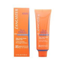 Bräunungsmittel Sun Beauty Lancaster SPF 15 (50 ml)