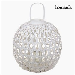 Candelabra White - Winter Collection by Homania