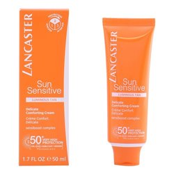 Lancaster Facial Sun Cream Sun Sensitive Spf 50 (50 ml)