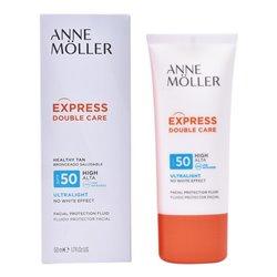 Anne Möller Protecteur Solaire Fluide Express Double Care Spf 50 (50 ml)