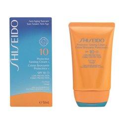 Shiseido Crème solaire Protective Spf 10 (50 ml)