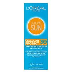 L'Oreal Make Up Crème solaire Sublime Sun Spf 30 (75 ml)