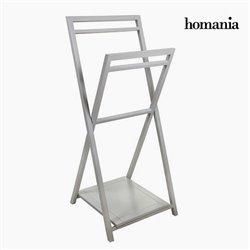 Toalheiro de Pé Acácia Cinzento by Homania