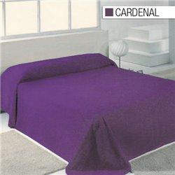 Cobertor Deluxe Eden 160 x 240 Vermelho