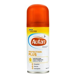 Repelente de Mosquitos em Spray Seco Autan (100 ml)