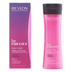 Acondicionador Nutritivo Be Fabulous Revlon (250 ml) Cabellos normales