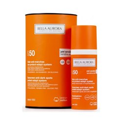 Bella Aurora Anti Brown Spot Sun Lotion Protect-adapt System SPF 50+ (50 ml)