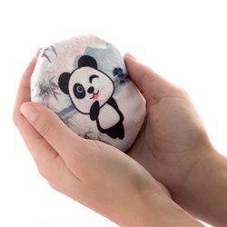 Aquecedor de Mãos com Capa Urso Panda