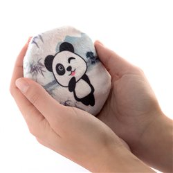 Chauffe-Mains avec Housse Ours Panda