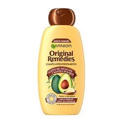 Anti-Frizz Shampoo Original Remedies Garnier (300 ml)