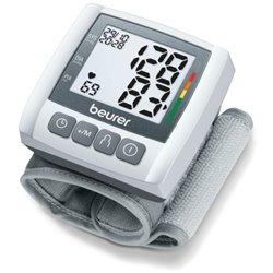 Blutdruckmessgerät-Thermometer Beurer BC30 Blanco