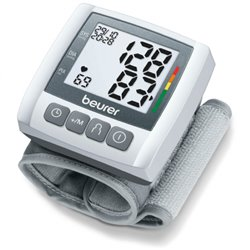 Sfigmomanometro-Termometro Beurer BC30 Blanco