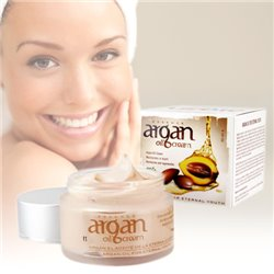 Crème Hydratante d'Argan