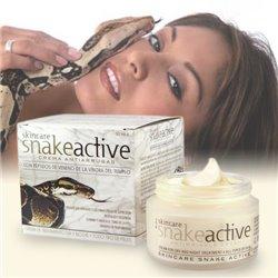 Crema Antirughe al Veleno di Serpente