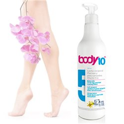 Body10 Creme für müde Beine & Füße 500 ml