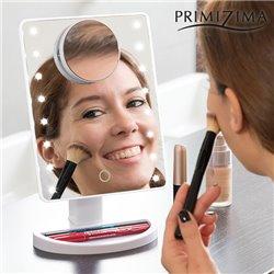 Specchio Ingranditore LED per Truccarsi Primizima