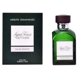 "Herrenparfum Agua Fresca Vetiver Adolfo Dominguez EDT ""230 ml"""