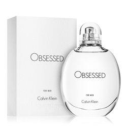 """Parfum Homme Obsessed Calvin Klein EDT """"75 ml"""""""