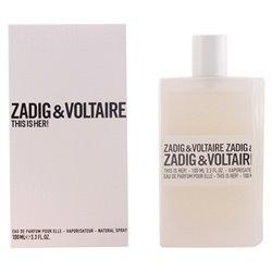 Parfum Femme This Is Her! Zadig & Voltaire EDP 100 ml