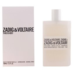 Zadig & Voltaire Perfume Mujer This Is Her! EDP 50 ml