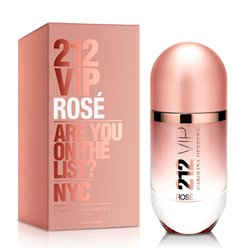 Carolina Herrera Perfume Mujer 212 Vip Rosé EDP 80 ml