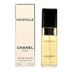 Perfume Mulher Cristalle Chanel EDT 60 ml