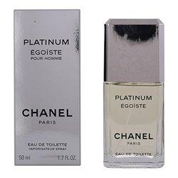 Chanel Profumo Uomo Egoiste Platinum EDT 50 ml