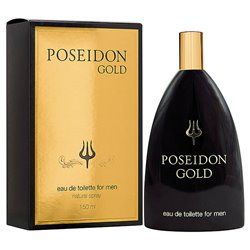 Poseidon Profumo Uomo Gold Posseidon EDT 150 ml
