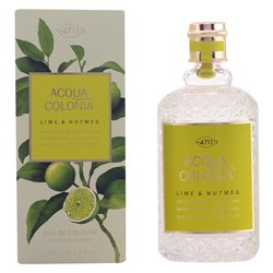 4711 Unisex Perfume Acqua EDC Lime & Nutmeg 50 ml