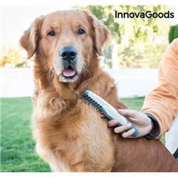 InnovaGoods Elektrischer Knotenschneidekamm für Hunde