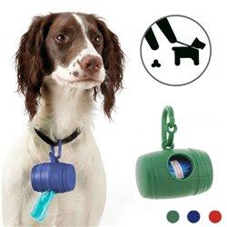 Hunde-Hygienebeutel-Behälter (mit 15 Beuteln)