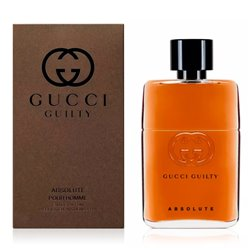 "Perfume Hombre Gucci Guilty Homme Absolute Gucci EDP ""90 ml"""